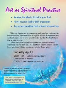 Art as Spiritual Practice