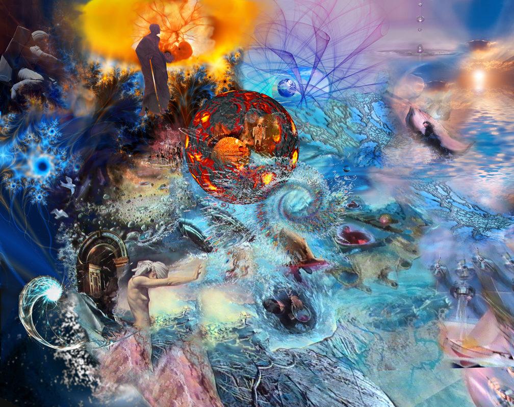 """""""Hope beyond the Deluge"""" by Dana Lynne Andersen"""