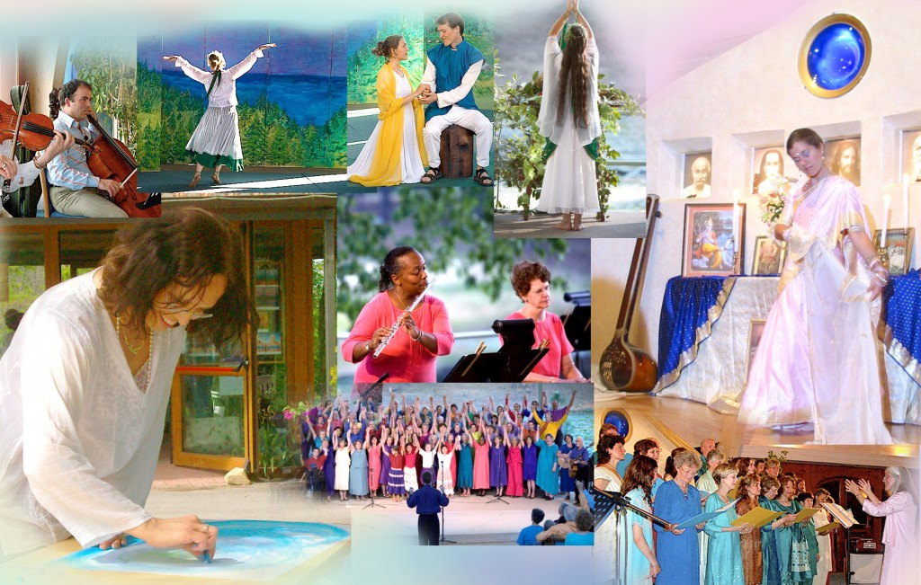 Joyful Arts collage