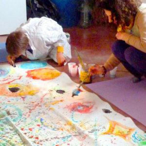 Kids art Sundari