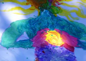 Open Your Heart through Art