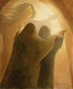 """""""The Passage"""" Sandra Bierman"""