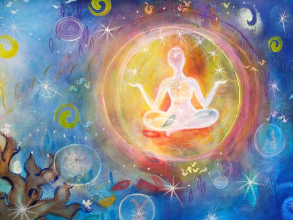 Yogini Painting